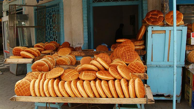 Цены на еду в Тунисе