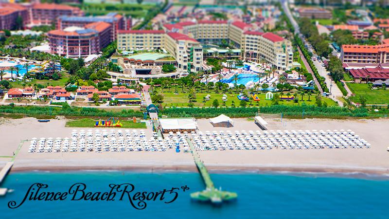 Отель Silence Beach Resort 5* Сиде - Отзывы