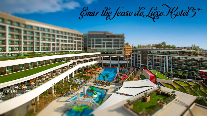 Emir The Sense De Luxe Hotel 5* - Отзывы