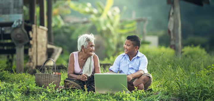 Туризм одна из основных сфер для трудоустройства жителей Лаоса