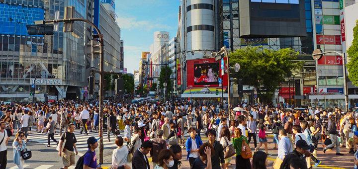 Количество туристов в Японии выросло, но доход на одного туриста сократился