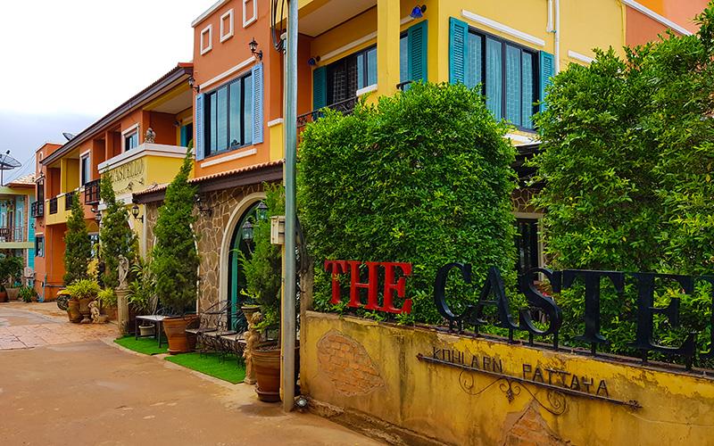 отель Кастелло на ко лане