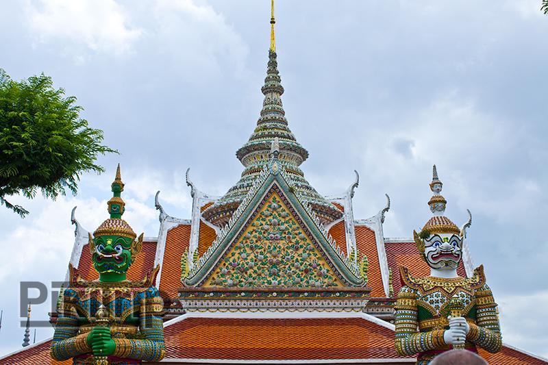 Храм утренней зари Ват Арун