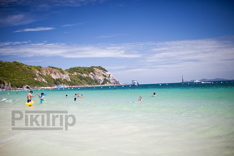 пляж Тиен на ко лане
