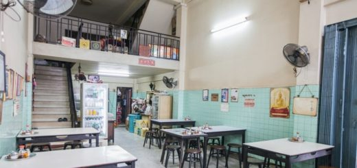 уличное кафе джей фай в бангкоке звезда мишлен