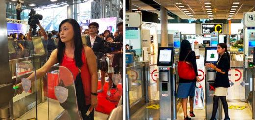 Суварнабхуми открывает автоматизированный канал для китайцев