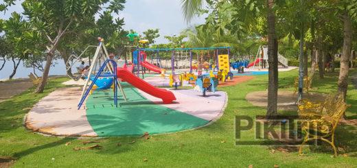 Детские площадки в Паттайе - Сирача