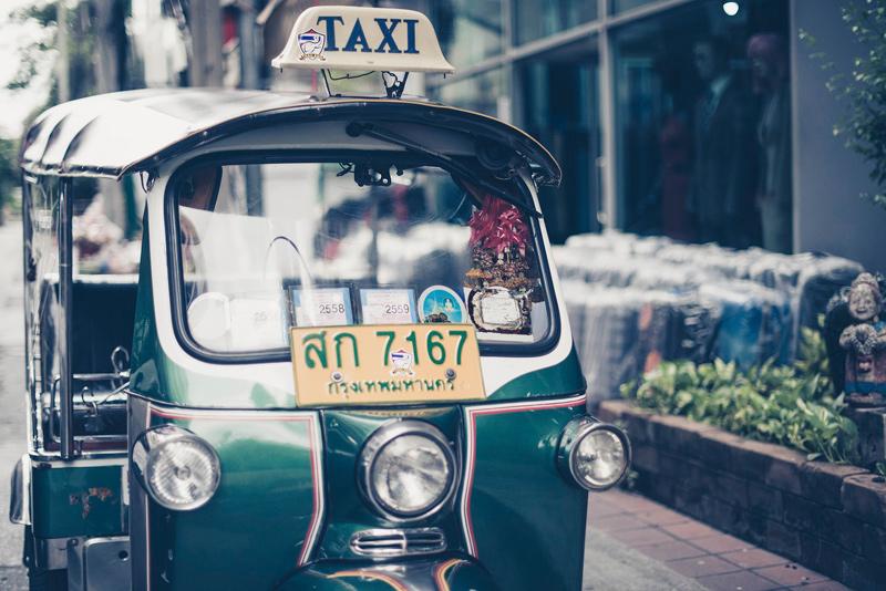 цены на такси на Пхукете