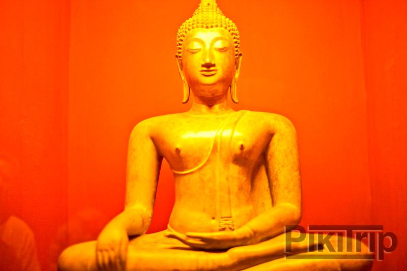 статуя Будды признанная самой красивой в мире