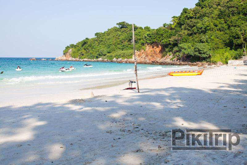 Необитаемый остров Ко Сак