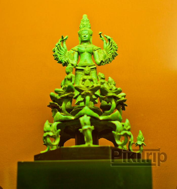 Та самая статуэтка богини Гуаньинь которую не продали Рокфеллеру