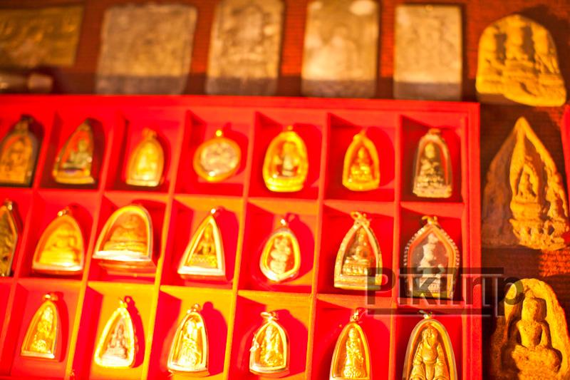 традиционные тайские амулеты, которые защищают владельца