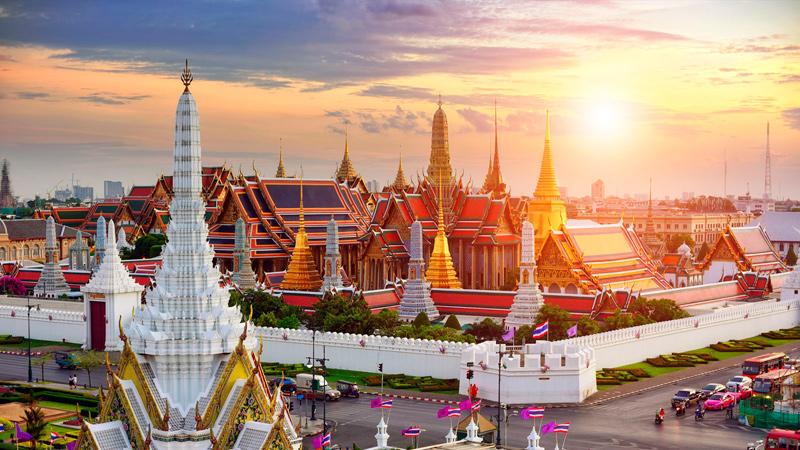 Бангкок храмы