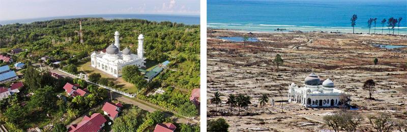 До и после трагедии
