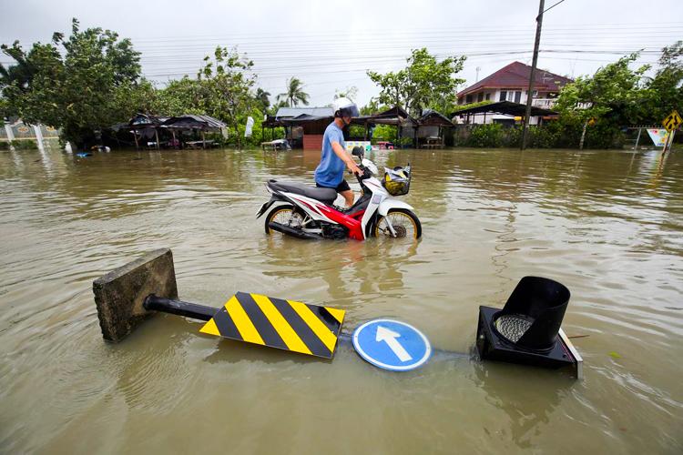 Тайфун в Таиланде сейчас онлайн