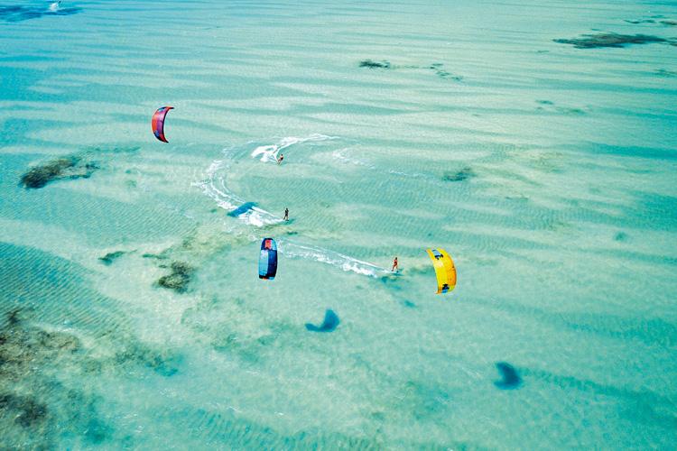Занзибар пляжи