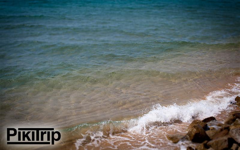 конец пляжа джомтьен