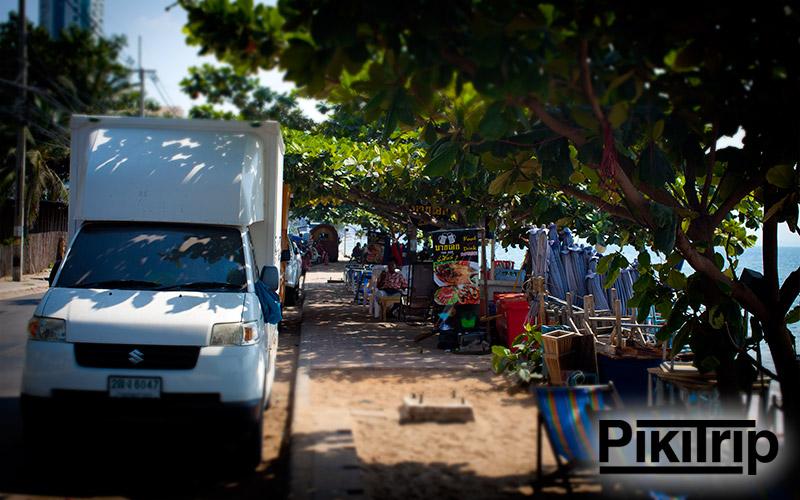 фото баров на берегу