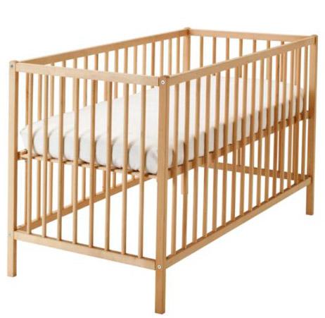 кроватка Сниглар