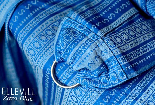 ELLEVIL ZARA BLUE