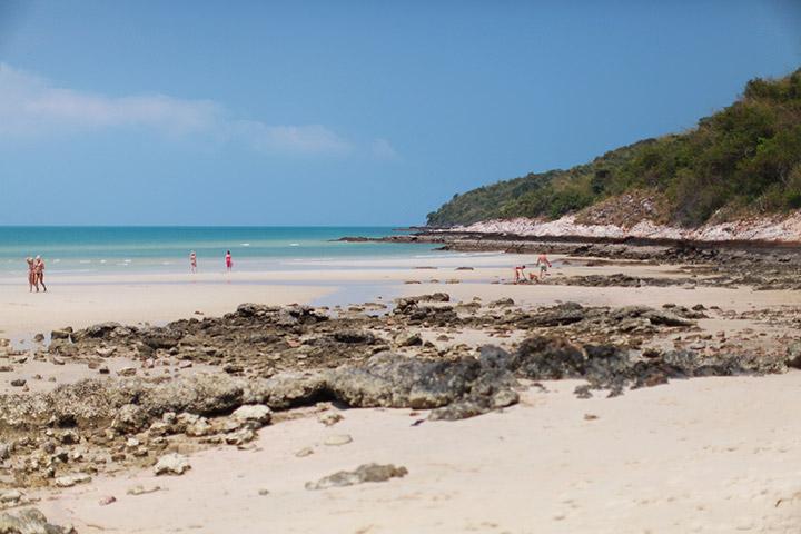 а есть и такие пляжи в Паттайе