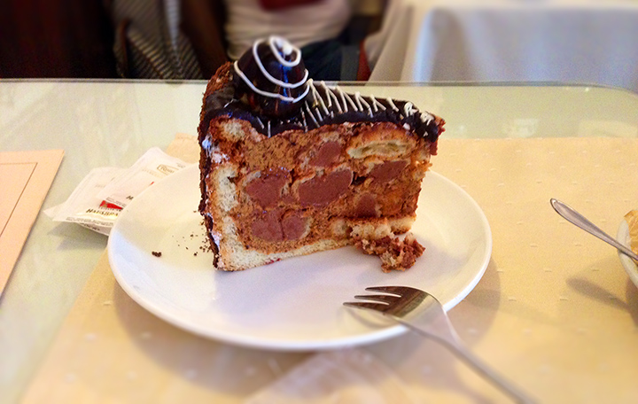 десерты литературное кафе фото