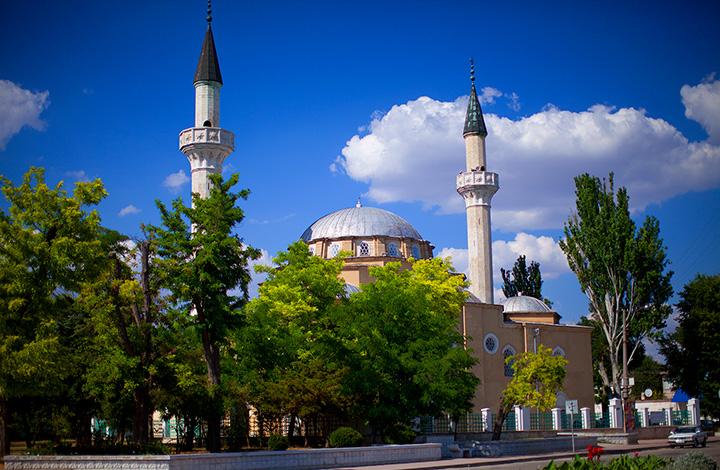 Мечеть Джума Джами Евпатория