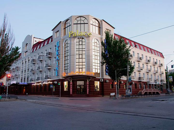 гостиница Украина Евпатория