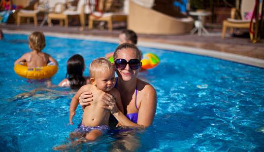 гостиница Украина бассейн