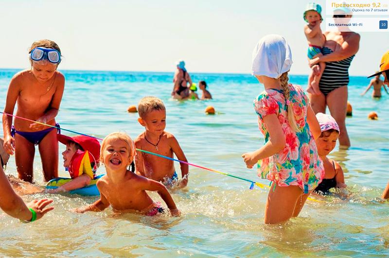 Пляжи Евпатории. Фото, видео, карта. Песчаные, дикие, собственные пляжи в Евпатории