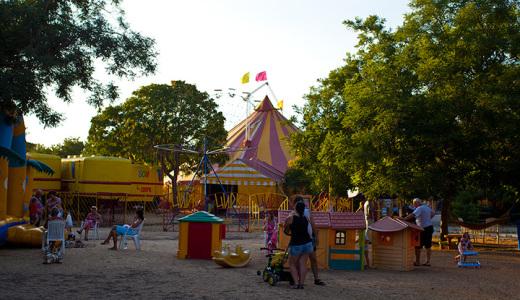 цирк в Евпатории
