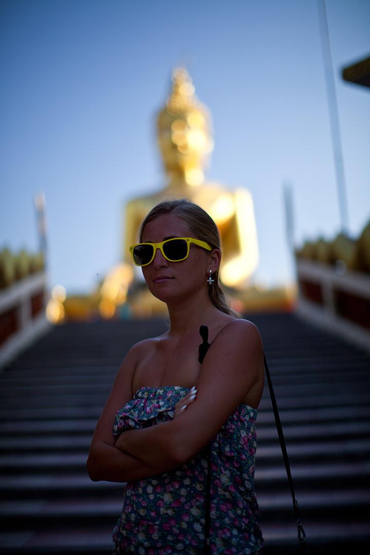 Достопримечательности в Паттайе: статуя Большого Будды (фото)