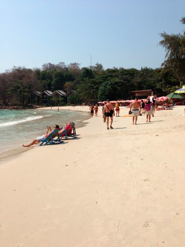 Пляж Ао Тубтим, он же Ао Пудса