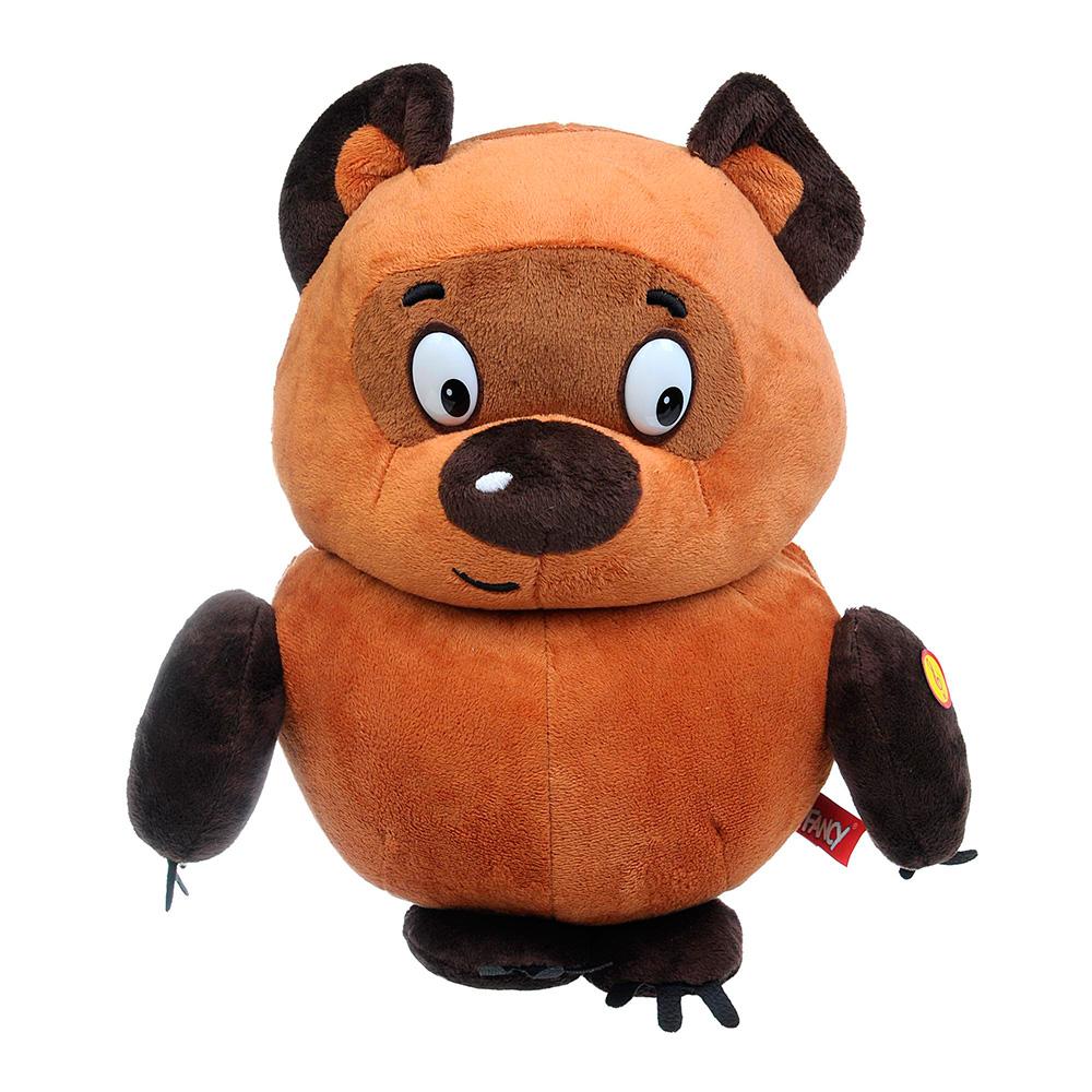 поющий Винни Пух - полезная игрушка