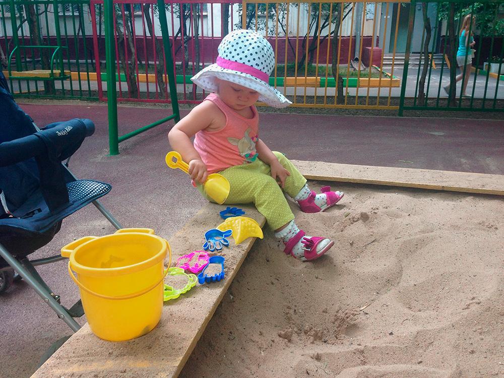 играем в песочнице