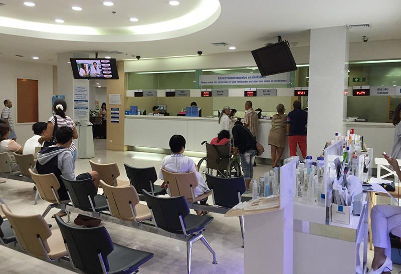 Бангкок Паттайя госпиталь. Какую страховку выбрать в Тайланд?