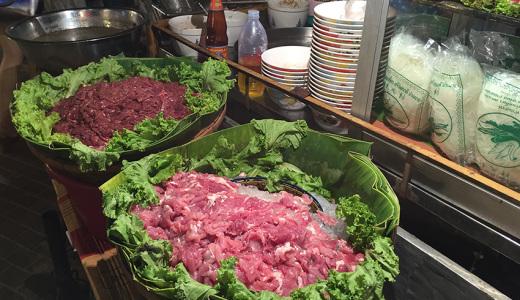 Дешевая Паттайя - уличная еда в Паттайе - фото