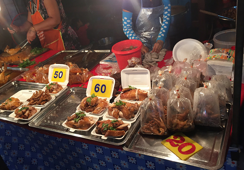 "Еда в Паттайе, фото, цены - еще одна ""вкуснятинка"""