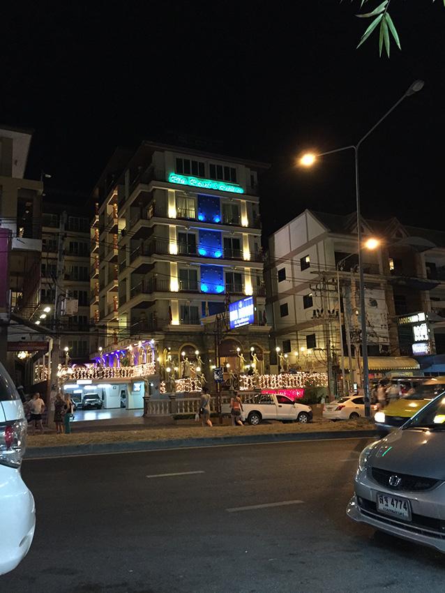 рита ресорт отель паттайя фото