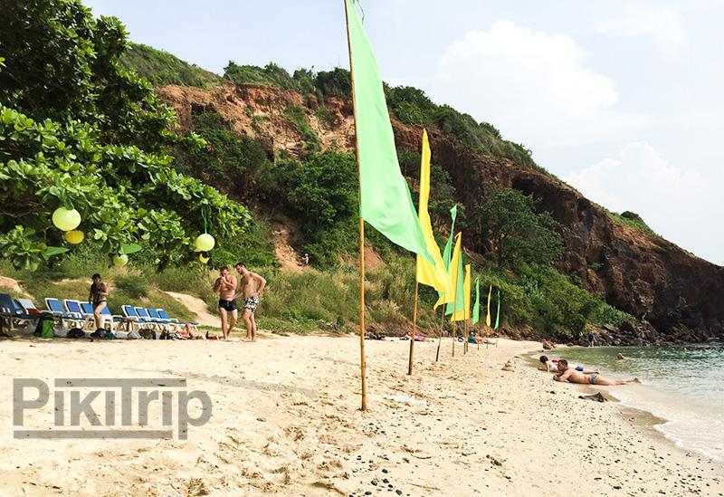 Манки Бич или пляж Нуал