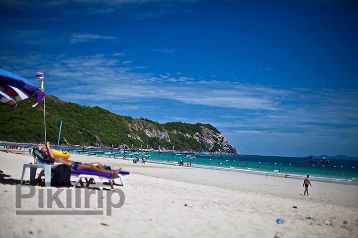Пляж Тиен Ко Лан