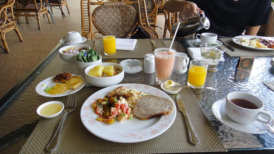 завтрак в сиам байшор - супер