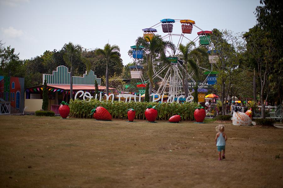 Кантри плейс экзотик (Country Place Exotic Farm) фото Паттайя