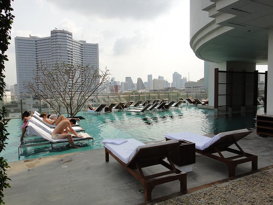 Отели Бангкока - Millenium Hilton ( Миллениум Хилтон) отзывы и фото