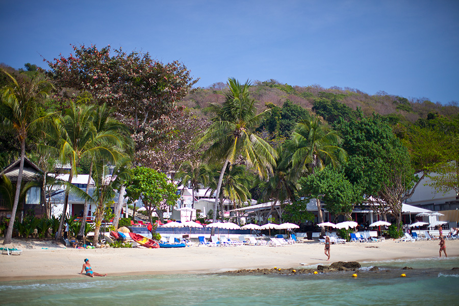 бухта Ао Прао, один из лучших пляжей на Самете фото