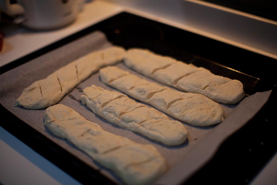 хлеб в духовке, без опары  - пошаговый рецепт хлеба с фото