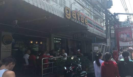 Кофейня у тук кома - Гафае - завтрак в Паттайе - фото