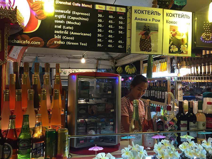 рынок в Паттайе фото