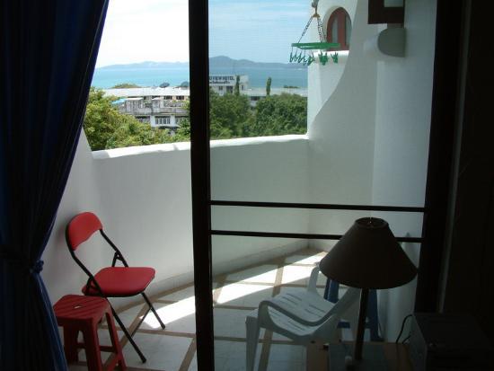 вид с балкона Каза Эспана