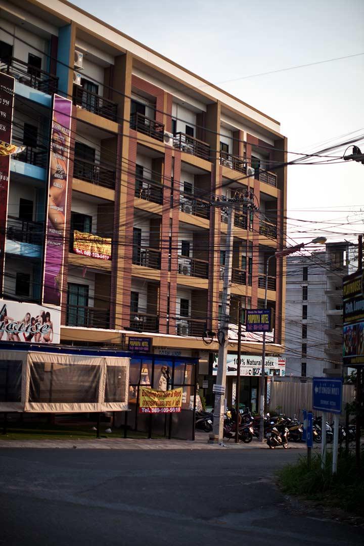 квартиры здесь начинаются от 5 000 бат за месяц
